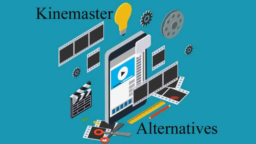 Top 5 Best Alternative of Kinemaster Video Editing Tool for Android