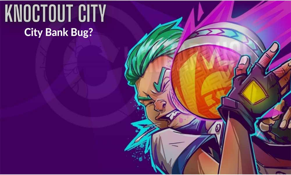 How To Fix Knockout City Bank Not Working Bug