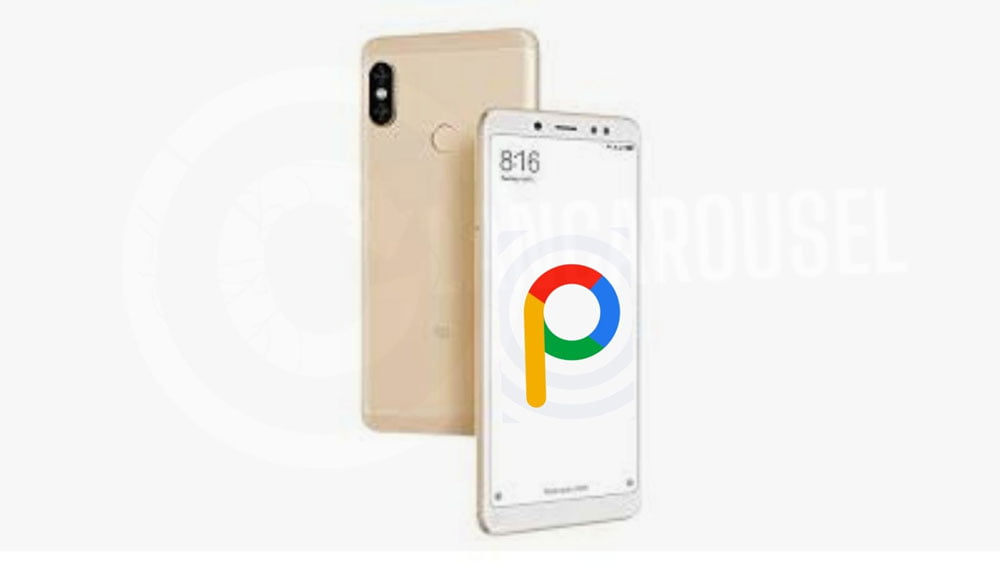 Install Pixel Experience on Redmi Note 5 Pro (whyred)