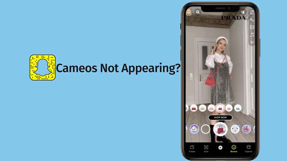 How To Fix Snapchat Cameos Not Appearing In The App
