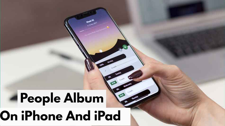 How to Find someone in the People Album on iPhone and iPad