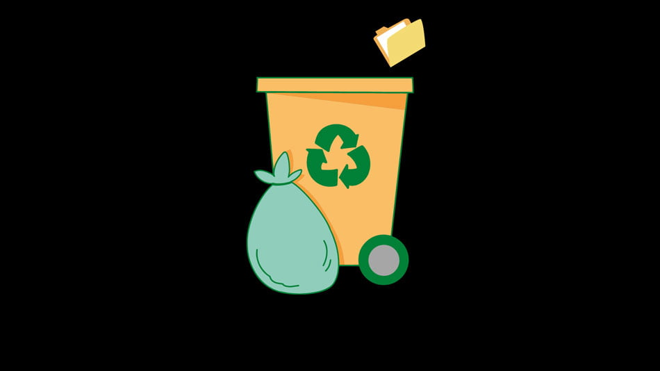 How to Fix Recycle Bin File Association Error